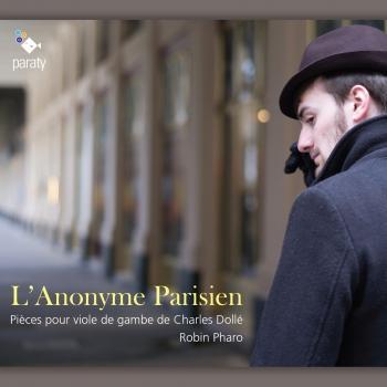 Cover L'Anonyme Parisien