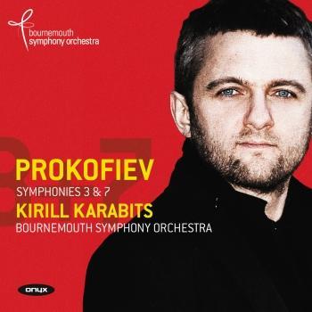Cover Prokofiev: Symphonies No. 3 & 7