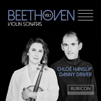 Cover Beethoven: Violin Sonatas, Vol. 1