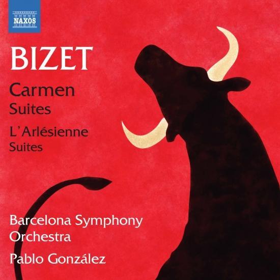 Cover Bizet: Carmen & L'arlésienne Suites