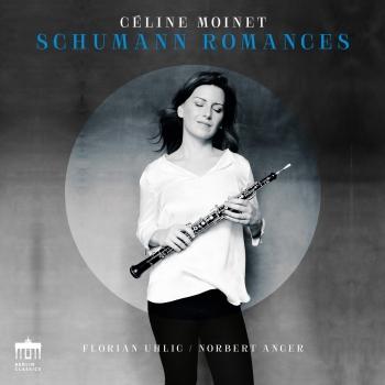 Cover Schumann Romances