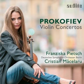 Cover Sergei Prokofiev: Violin Concertos