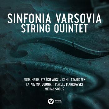 Cover Sinfonia Varsovia String Quintet