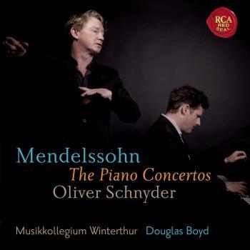Cover Mendelssohn: Piano Concertos