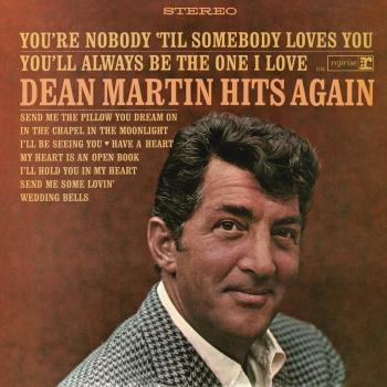 Cover Dean Martin Hits Again