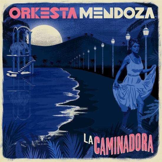 Cover La Caminadora