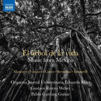 Cover El árbol de la vida: Music from Mexico