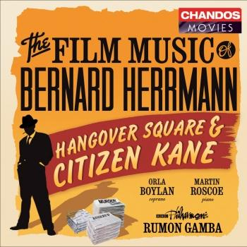 Cover Bernard Herrmann: The Film Music