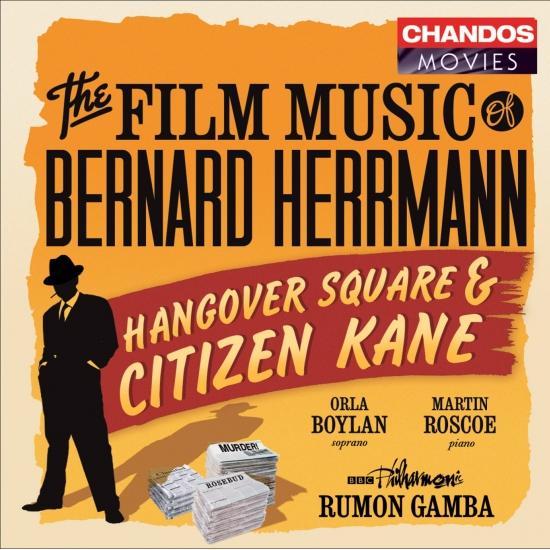 Cover Bernard Herrmann: The Film Music