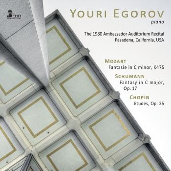 Cover The 1980 Ambassador Auditorium Recital