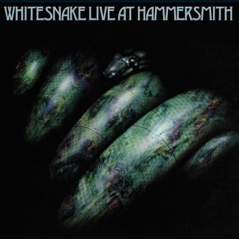 Cover Live At Hammersmith