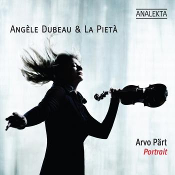 Cover Arvo Pärt: Portrait