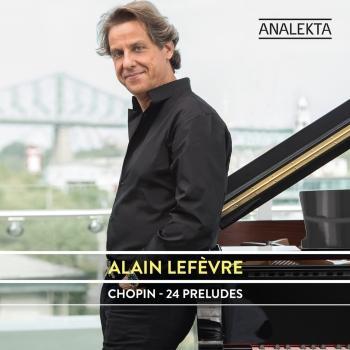 Cover Chopin: 24 Preludes