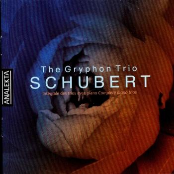 Cover Schubert: Complete piano trios