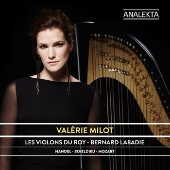 Cover Harp Concertos: Mozart - Handel - Boieldieu