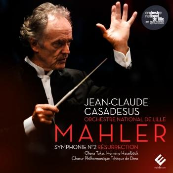 Cover Mahler: Symphony No. 2 'Resurrection'