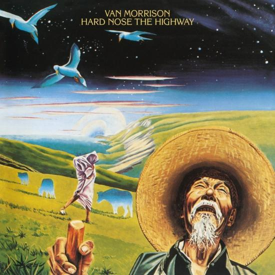 Cover Hard Nose the Highway (Remastered)