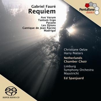 Cover Faure Requiem, Op. 48 / Pavane, Op. 50