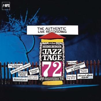 Cover Heidelberger Jazz Tage 72 (The Authentic Live Recording)