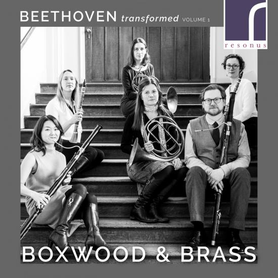 Cover Beethoven Transformed, Volume 1