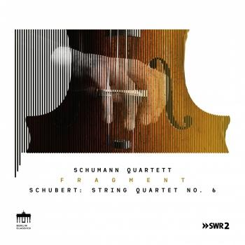 Cover Schubert: String Quartet No. 6 (Fragment Pt. II)