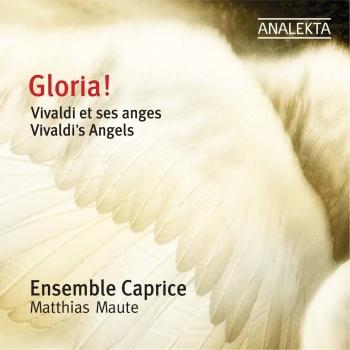 Cover Gloria! Vivaldi's Angels