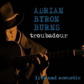 Cover Troubadour - Live and Acoustic