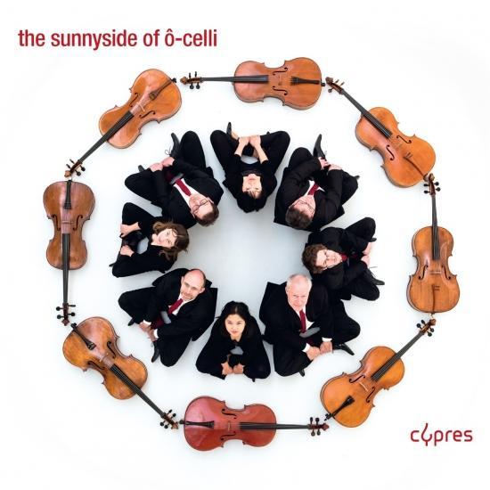 Cover The Sunnyside of Ô-Celli