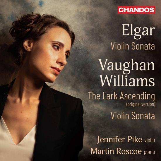 Cover Elgar & Vaughan Williams: Works for Violin & Piano