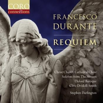 Cover Francesco Durante: Requiem