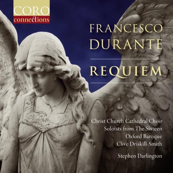 Cover Francesco Durante: Requiem