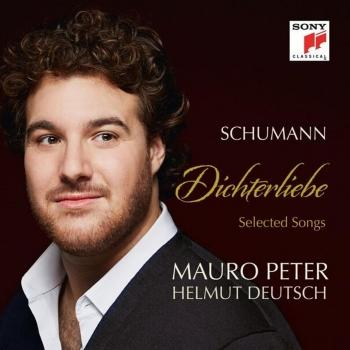 Cover Schumann: Dichterliebe & Selected Songs