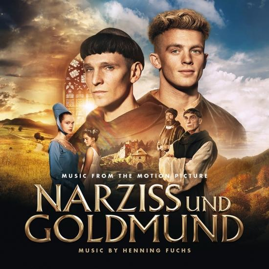 Cover Narziss und Goldmund