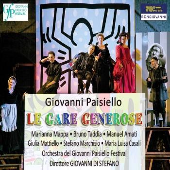 Cover Paisiello: Le gare generose, R 1.71 (Live)