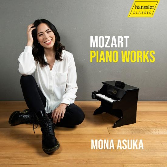 Cover Mozart: Piano Works