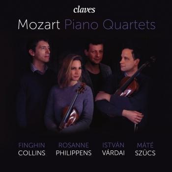 Cover Mozart: Piano Quartets