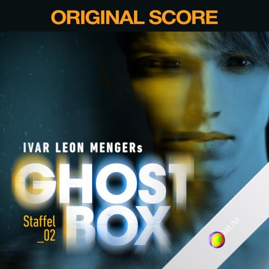 Cover Ghostbox II