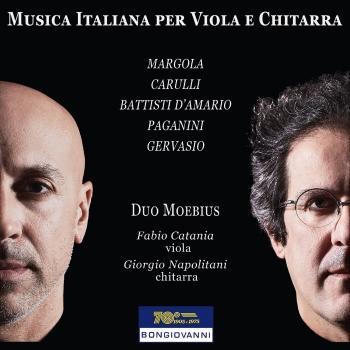 Cover Musica Italiana per viola e chitarra