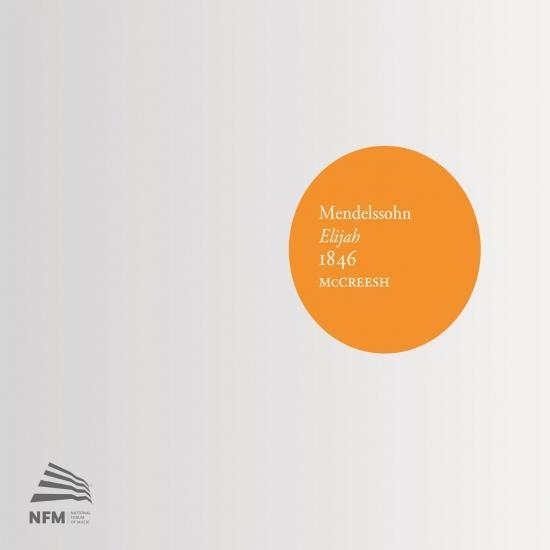 Cover Mendelssohn: Elijah