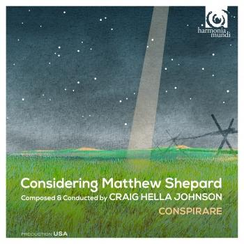 Cover Johnson: Considering Matthew Shepard