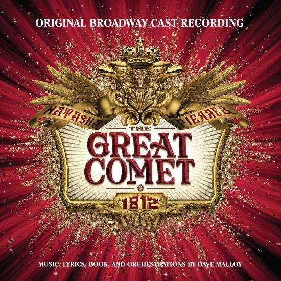 Cover Natasha, Pierre & the Great Comet of 1812 (Original Broadway Cast Recording)