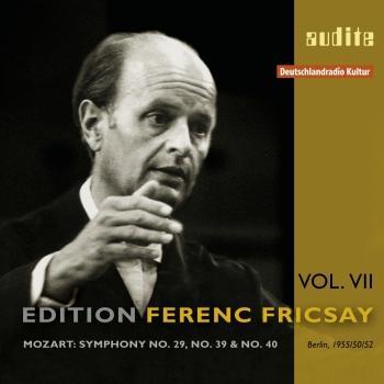 Cover Mozart: Symphonies Nos. 29, 39 & 40
