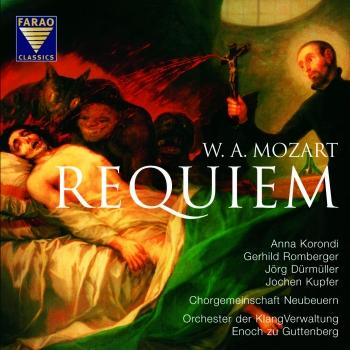 Cover Mozart: Requiem in D Minor, K. 626