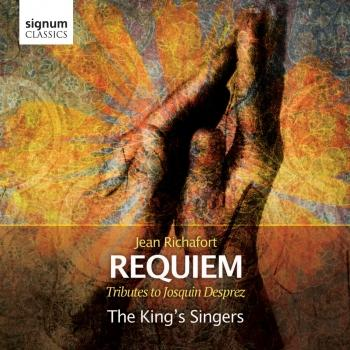 Cover Richaport: Requiem