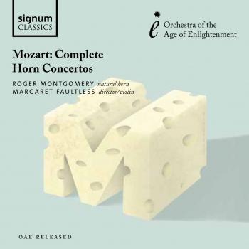 Cover Mozart: Complete Horn Concertos