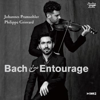 Cover Bach & Entourage