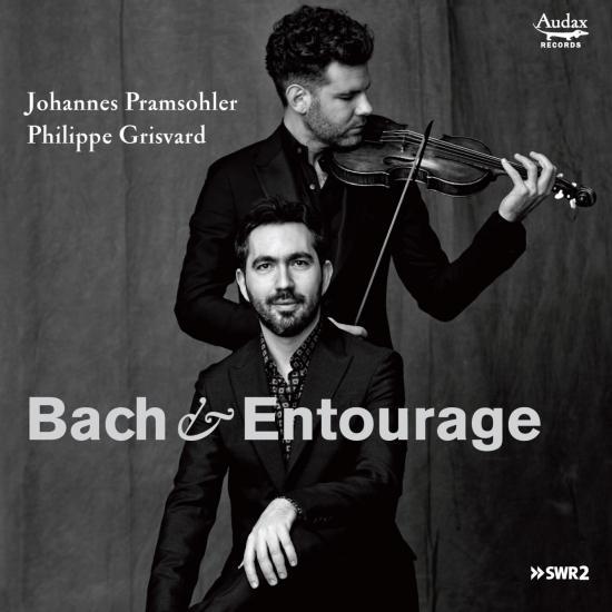 Cover Bach & Entourage