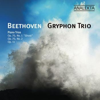 Cover Beethoven: Piano Trios Op. 70 No. 1 'Ghost' & No. 2; Op. 11