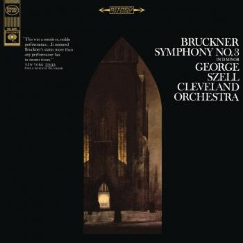Cover Bruckner: Symphony No. 3 in D Minor (Remastered)