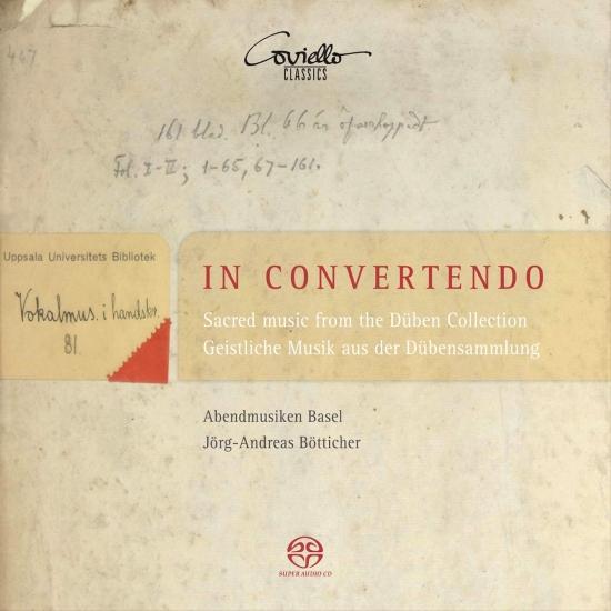 Cover In convertendo